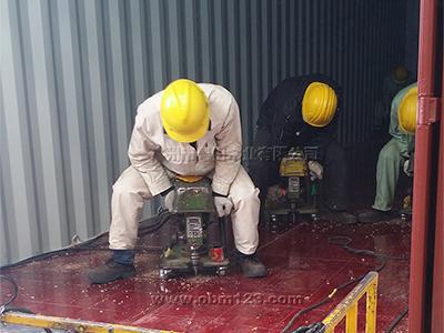 集装箱底板专用竹木复合地板